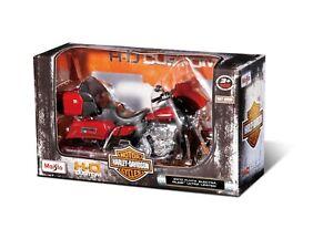 Maisto 1/12 Harley Davidson Motorcycle Assorted (Sold Individually)
