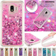 Shockproof Bling Dynamic Liquid Glitter Quicksand Soft TPU Cover Case Various