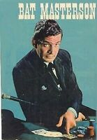 BAT MASTERSON  (1958-1961)  COMPLETE SERIES ON 9 DVD'S  108 Complete Episodes