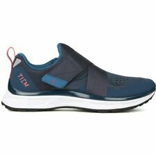 NEW TIEM Slipstream Indoor Cycling Spin Shoes SPD Compatible Midnight Navy 9.5