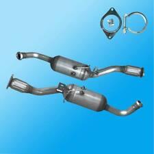 EU5 DPF Dieselpartikelfilter RENAULT Trafic 2.0CDTI 66/84KW M9R630 /92 2010/11-