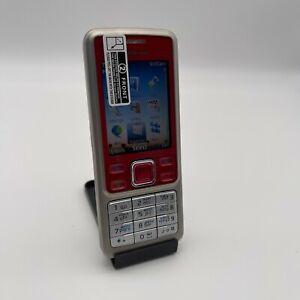 Nokia 6300 Classic Silver Unlocked Camera Bluetooth Classic Mobile Phone