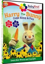 BabyFirst Harry the Bunny - Come Along and Play