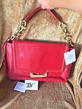 Diane Von Furstenberg New Harper Connect Lipstick Red Bag Crossbody $695