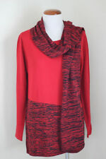 Wool Blend Scoop Neck Thin Knit Jumpers & Cardigans for Women