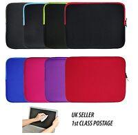 "Neoprene Laptop Case Cover Sleeve for Apple Macbook Air 11"" Inch & Screen Wipe"