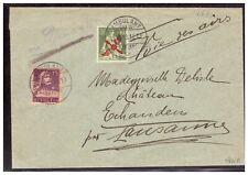 Switzerland-Air Mail