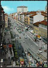 AA1187 Milano - Città - Corso Buenos Ayres - Veicoli in transito - Tram