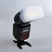 MK Bounce Flash White Diffuser Dome for Godox V860C TT685 TT600S TT600 Speedlite