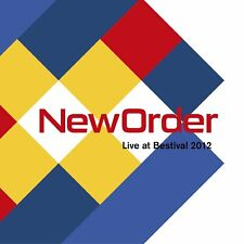 NEW ORDER CD Live at BESTIVAL 2012 inc Joy Division NEW + PROMO Info Sheet 13 Tk