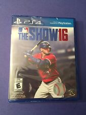MLB The Show 16 (PS4) NEW