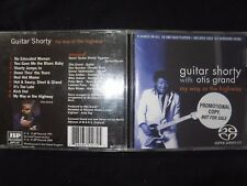 CD GUITAR SHORTY WITH OTIS GRAND / MY WAY OR THE HIGHWAY / SUPER AUDIO CD /