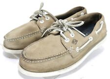 Sperry Top-Sider Authentic Original $88 Men's Boat Shoes Size 7 Leather Tan