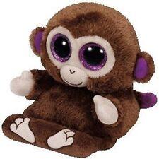 Ty Chimps Monkey Peek-A-Boo Phone Holder/Screen Cleaner TY 3+, Boys & Girls