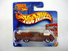 HOT WHEELS TOONED CHEVY IMPALA 1964 2004 First Editions Diecast Short Card 2003
