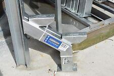 HARDAZ - Metal Stair Stringers - 2 Step (pair) - $139