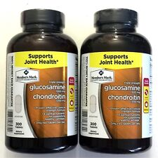 Member's Mark Glucosamine Chondroitin, Triple Strength, 340 Tablets - 2 Pack