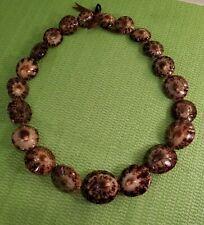 Opihi Shell Necklace Hawaiian Style Real Seashell Jewelry