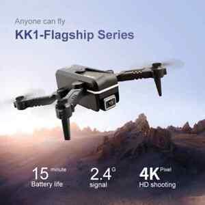 2021 New KK1 Mini Drone 4K 1080P HD Camera