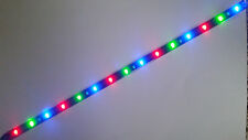 "RGB 12"" 5050 SMD LED STRIPS FITS ALL  MODELS OF CARS, SUVS, AND TRUCKS"