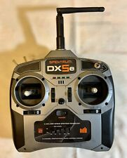 Spektrum DX5e Radio Control System 5 Channel 2.4 GHz Full Range DSM2