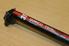3T Dorico Team Carbon Seatpost Seat Post Pin 27.2mm 350mm 229g RRP £94.99