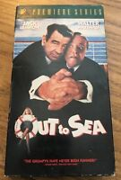 Out To Sea (VHS,1997) Jack Lemmon, Walter Matthau