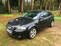 2004 Audi A3 Sport 2.0tdi (2 door) – 12 months MoT - Read Description Carefully