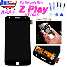 USA For Motorola Moto Z Play XT1635  LCD With Touch Screen Digitizer Assembly XL