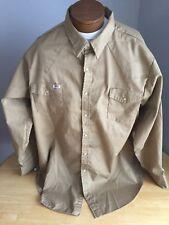 Vintage GWG Craftmaster Work Shirt - Big and Tall  4XL