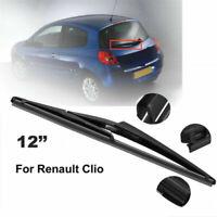 12'' Rear Windscreen Window Wiper Blade For Renault Clio MK2 Hatchback 98-05