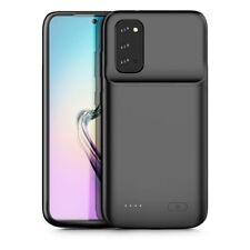 Tech-Protect Batterie-Case für Samsung Galaxy S20 schwarz 4800mAh