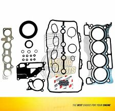 Full Gasket Set For 02-09 Nissan Versa Micra Tiida 1.6 L DOHC HR16DE