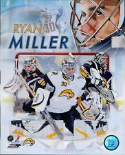Ryan Miller Buffalo Sabres NHL Licensed Unsigned Glossy 8x10 Hockey Photo A