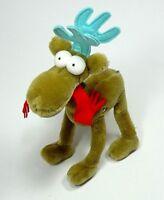 HEYE Mordillo Elch mit Schal & Glocke ca. 25 cm