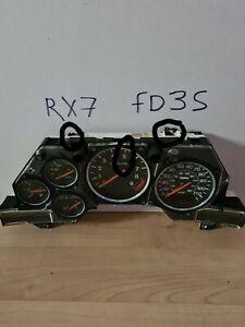 JDM Mazda RX7 FD3S OEM Speedometer Gauge Cluster