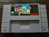 Mario Paint SNES Super Nintendo CARTRIDGE ONLY Tested & Cleaned Authentic!