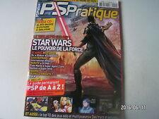 ** PSPratique n°15 DVD / Star Wars le pouvoir de la Force / Lego Batman