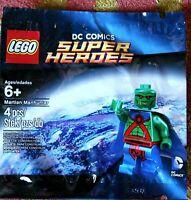 Lego 5002126 DC Comics Super Heroes Martian Manhunter