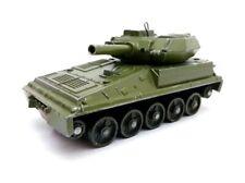 Vintage Dinky Toys Diecast alvis scorpion and striker tank 1970s