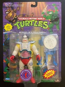 TMNT Krang's Android Body with Collector Coin 1992