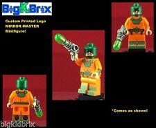 MIRROR MASTER Custom Printed & Inspired Flash Villain DC LEGO Minifigure