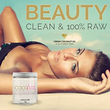 COCO & CO - BEAUTY GRADE Coconut Oil for HAIR and SKIN