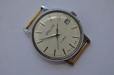 Vintage USSR Russian Wristwatch POLJOT(SERVICED).[080]