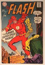 The Flash #182 (DC 1968) VF! HIGH GRADE! Abra Kadabra Appearance