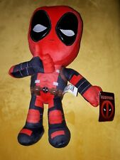 Marvel-Deadpool 12 in (environ 30.48 cm) Thumbs Up Soft Plush Toy BNWT