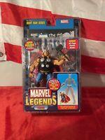 Sealed Marvel Legends Thor Giant Man Series Action Figure Toy Biz NEW