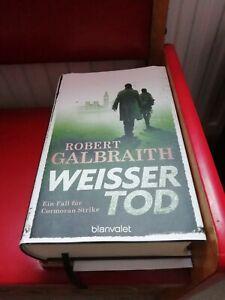 Robert Galbraith   Weisser Tod