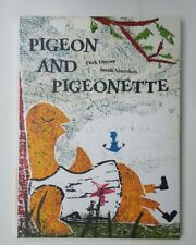 Pigeon and Pigeonette by Dirk Derom (2009, Hardcover)