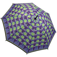 "GALLERIA  Automatic Stick Umbrella-""RHAPCITY"""